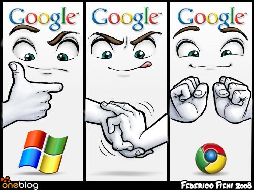Google Chrome Federico Fieni