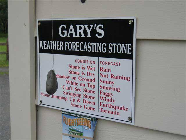 Irish Weather Machine