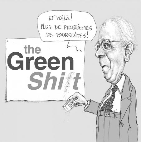 Stephane Dion Green Shift