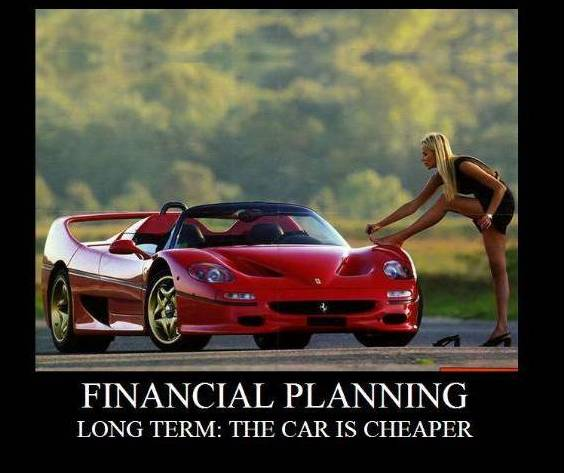 financial planning joke
