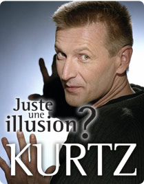 Gary Kurtz - Juste une Illusion affiche