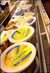 margarine jaune