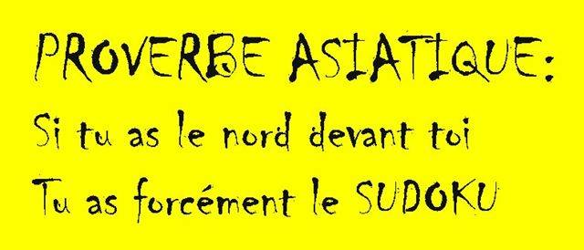 proverbe asiatique